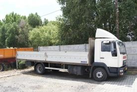 7,5 - 12 ton trucks